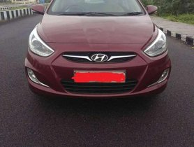 2014 Hyundai Verna 1.4 CRDi MT for sale at low price in Chennai