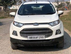 Used 2015 Ford EcoSport MT for sale in Karnal