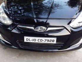 Used Hyundai Verna 1.6 CRDi SX MT 2013 in Meerut