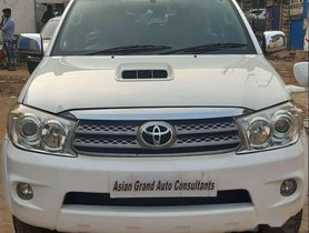 Used 2010 Toyota Fortuner MTfor sale in Hyderabad