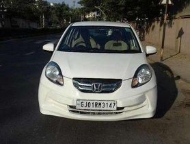 Used Honda Amaze S i-VTEC MT 2015 in Ahmedabad