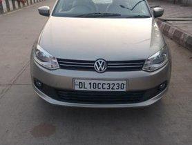 Volkswagen Vento Diesel Highline 2013 MT for sale in New Delhi