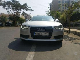 2012 Audi A6 2.8 FSI AT for sale at low price