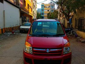 Maruti Suzuki Wagon R Duo, 2009, Petrol MT for sale in Hyderabad