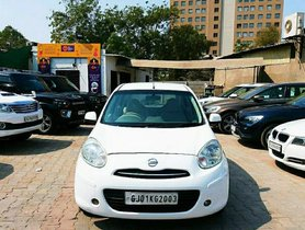 Used Nissan Micra XV 2010 MT for sale in Ahmedabad