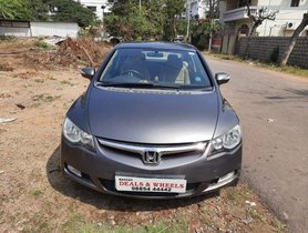 Honda Civic 1.8 V MT 2007 for sale in Hyderabad