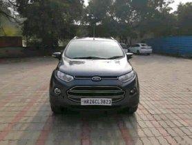 Ford EcoSport 1.0 Ecoboost Titanium Optional MT 2014 in New Delhi