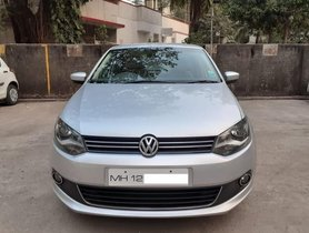 2015 Volkswagen Vento 1.5 TDI Highline AT for sale in Thane