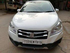 Maruti Suzuki S Cross 2015 MT for sale in Hyderabad