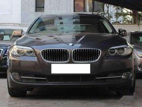 Used 2011 BMW 5 Series AT car at low price in Kolkata