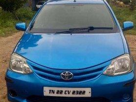 Used 2011 Toyota Etios Liva G MT car at low price in Tiruppur