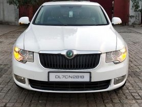 2012 Skoda Superb Elegance 1.8 TSI AT for sale at low price in New Delhi