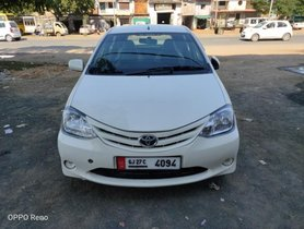 2011 Toyota Etios Liva GD MT for sale at low price in Ahmedabad