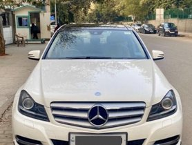 2014 Mercedes Benz C-Class C 200 CGI Avantgarde AT for sale at low price in New Delhi