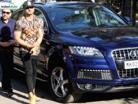 Yo Yo Honey Singh And His Exotic Car Collection