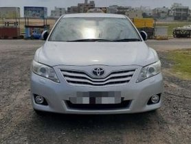 Used 2009 Toyota Camry AT car at low price in Chennai