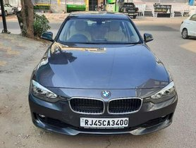 Used BMW 3 Series 320d AT 2013 in Jaipur