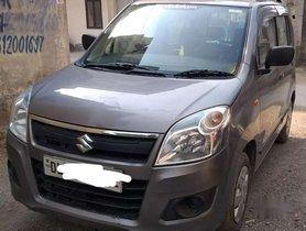 Used 2017 Maruti Suzuki Wagon R MT car at low price in Ghaziabad