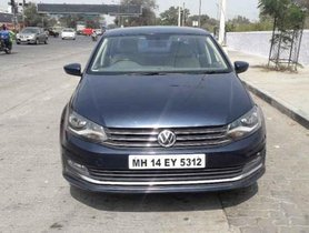 2015 Volkswagen Vento 1.5 TDI Highline AT for sale at low price in Pune