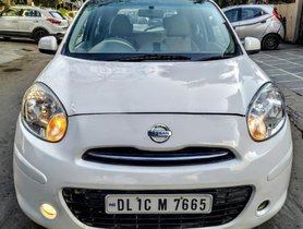 2012 Nissan Micra XV MT for sale at low price in New Delhi