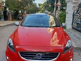 2016 Volvo V40 D3 R-Design AT for sale in Hyderabad
