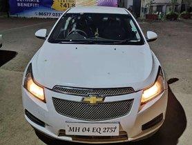 Used Chevrolet Cruze LT MT 2010 in Mumbai