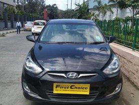 Hyundai Verna 1.6 EX VTVT 2012 MT for sale in Bangalore