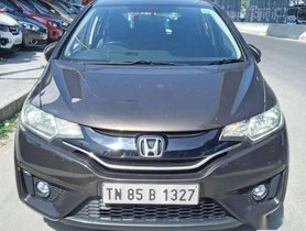 Used 2015 Honda Jazz MT for sale in Chennai
