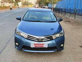 2015 Toyota Corolla Altis VL AT for sale at low price in Mumbai