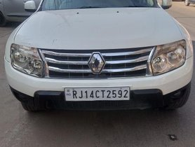 2013 Renault Duster 85PS Diesel RxL Optional with Nav MT for sale at low price in Jaipur