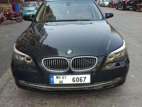 BMW 5 Series 525d Luxury Plus, 2008, Diesel AT in Mumbai