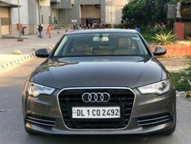 2013 Audi A6 2011-2015 2.0 TDI Premium Plus AT for sale in New Delhi