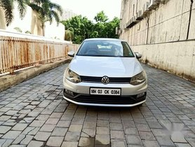 Volkswagen Ameo, 2016, Petrol MT for sale in Thane