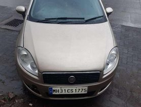 Used 2009 Fiat Linea MT car at low price in Nagpur