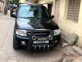 Tata Safari 2008 MT for sale in Hyderabad