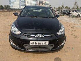Used 2011 Hyundai Verna 1.6 VTVT MT car at low price in Gurgaon
