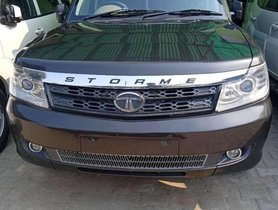 Used 2014 Tata Safari Storme VX MT car at low price in Allahabad