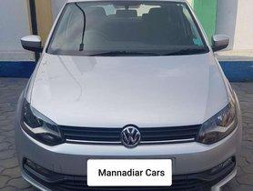 Volkswagen Polo Comfortline Petrol, 2015, Petrol MT for sale in Coimbatore