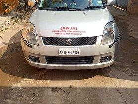 Used 2006 Maruti Suzuki Swift VXI MT car at low price in Hyderabad