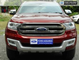 Ford Endeavour 3.2 Titanium AT 4X4 for sale in Chennai