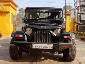 2017 Mahindra Thar CRDe MT for sale in Siliguri