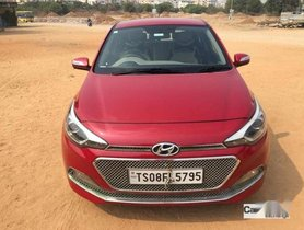 2017 Hyundai i20 Asta 1.4 CRDi MT for sale at low price in Hyderabad
