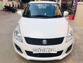 Maruti Suzuki Swift VDi BS-IV, 2016, Diesel MT for sale in Hyderabad