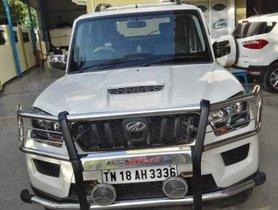 Mahindra Scorpio 1.99 S6 Plus 2016 MT for sale in Chennai