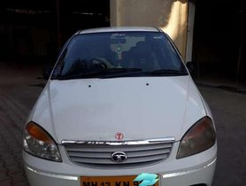 Used Tata Indica V2 MT car at low price in Pune