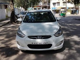 2012 Hyundai Verna CRDi SX ABS MT for sale in Bangalore