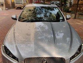 Jaguar XF Diesel AT 2014 in Mumbai