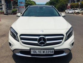 2017 Mercedes-Benz GLA Class 200 CDI SPORT AT for sale in New Delhi