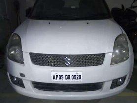 Used 2008 Maruti Suzuki Swift MT car at low price in Hyderabad
