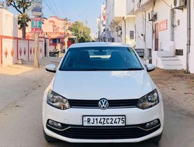 Volkswagen Polo 2018 MT for sale in Jaipur